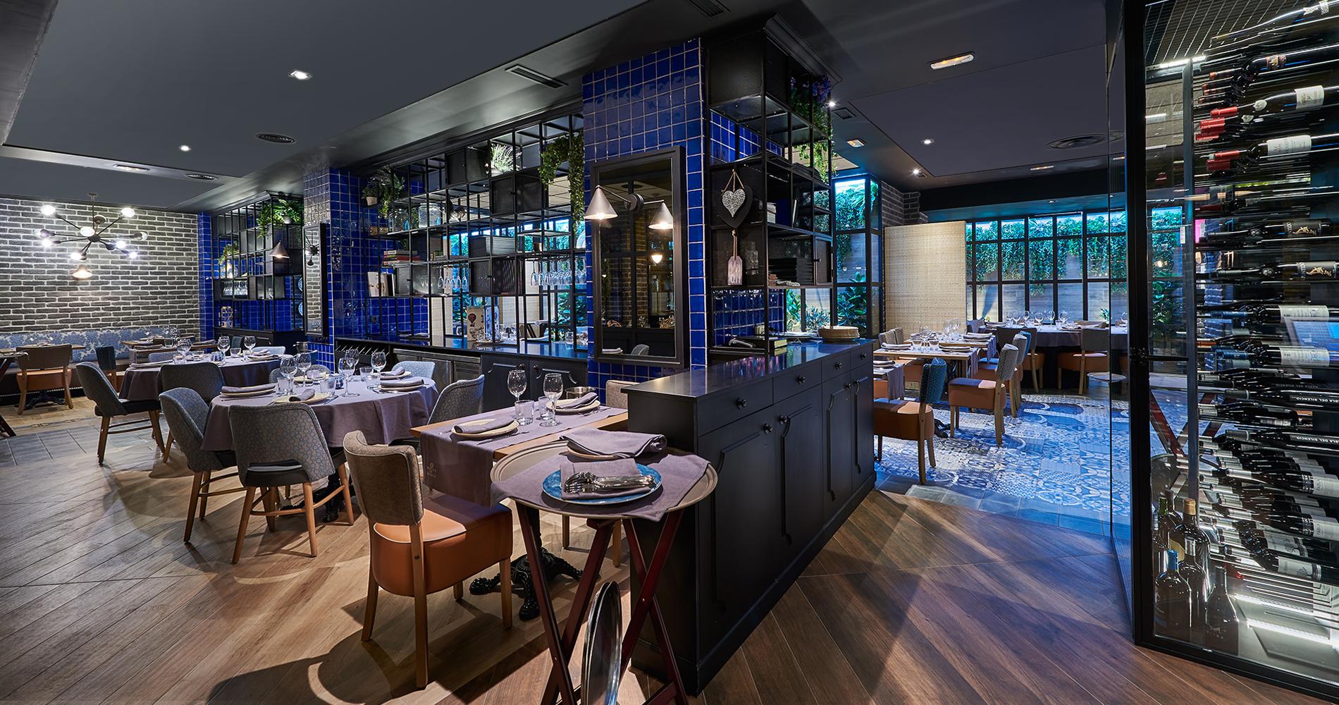 Montes de Galicia, mejor restaurante gallego de Madrid